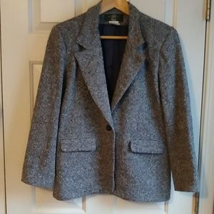 Winter Women's Orvis Wool Blazer 4P